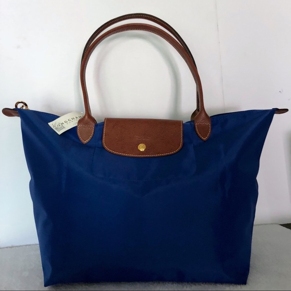 Longchamp Large Le Pliage Nylon Tote Bag NWT 4c0ba088c87b0